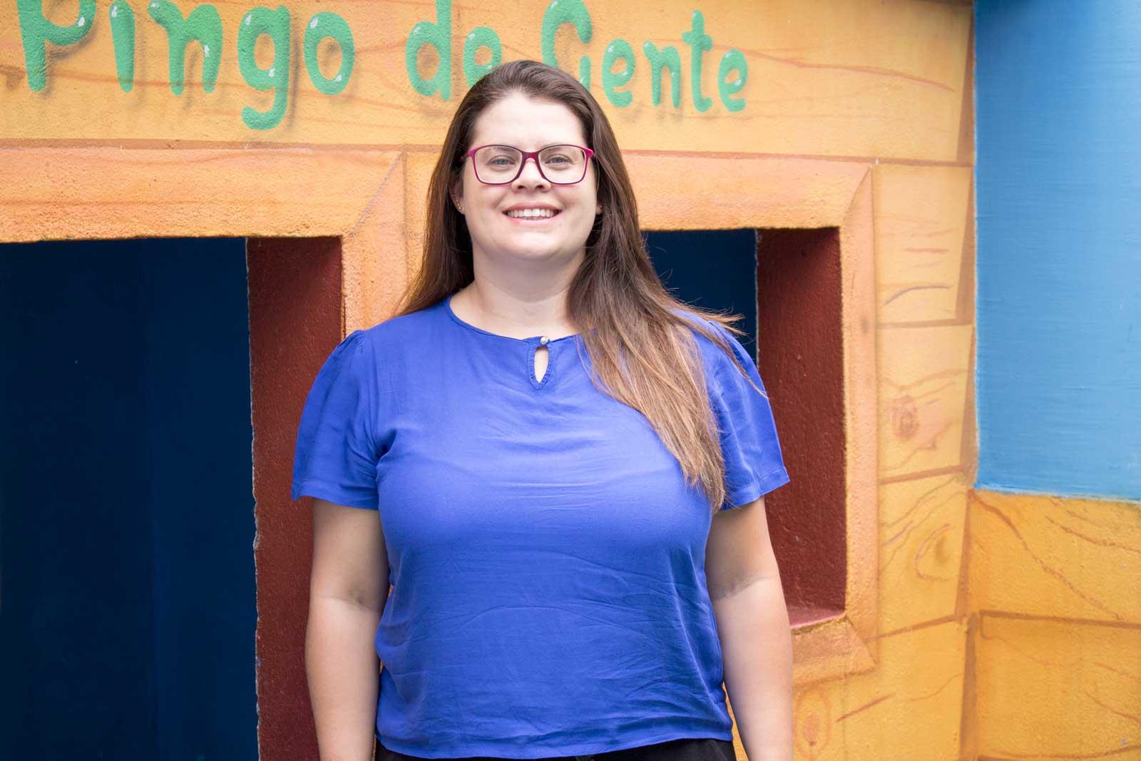 Professora Mônica - Turma do K4 - Tarde
