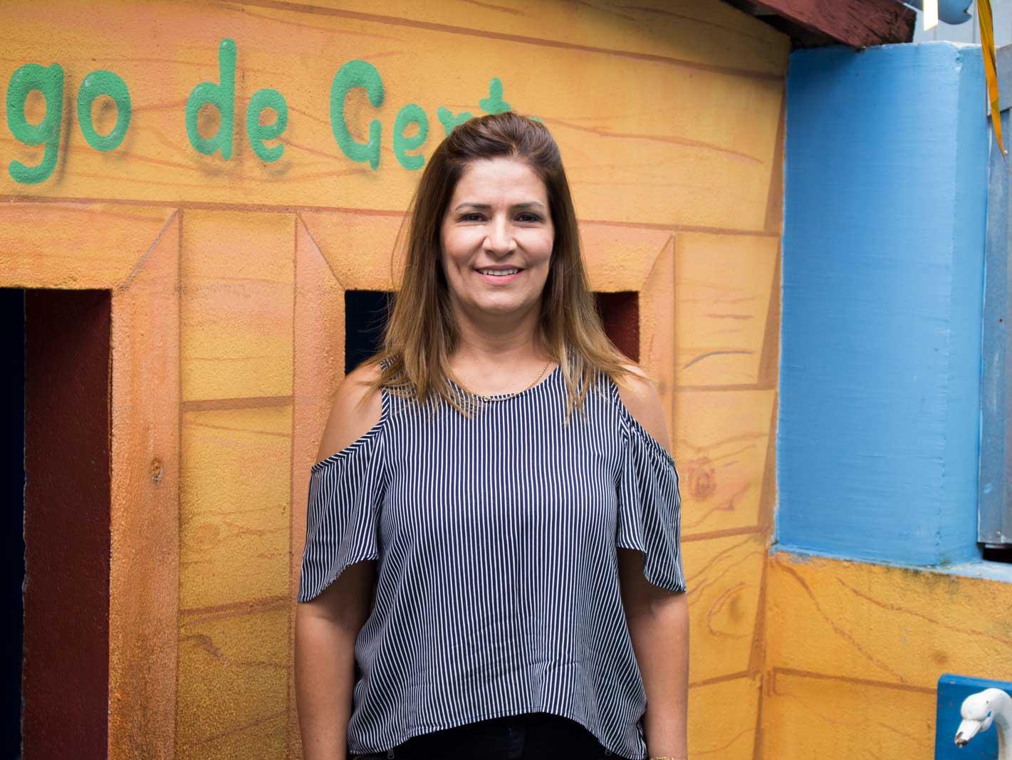 Diretora - Ana Paula