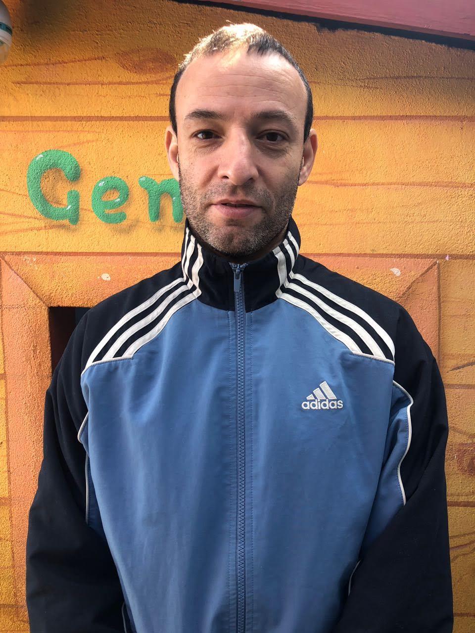 Franci Volta - Professor de Educação física