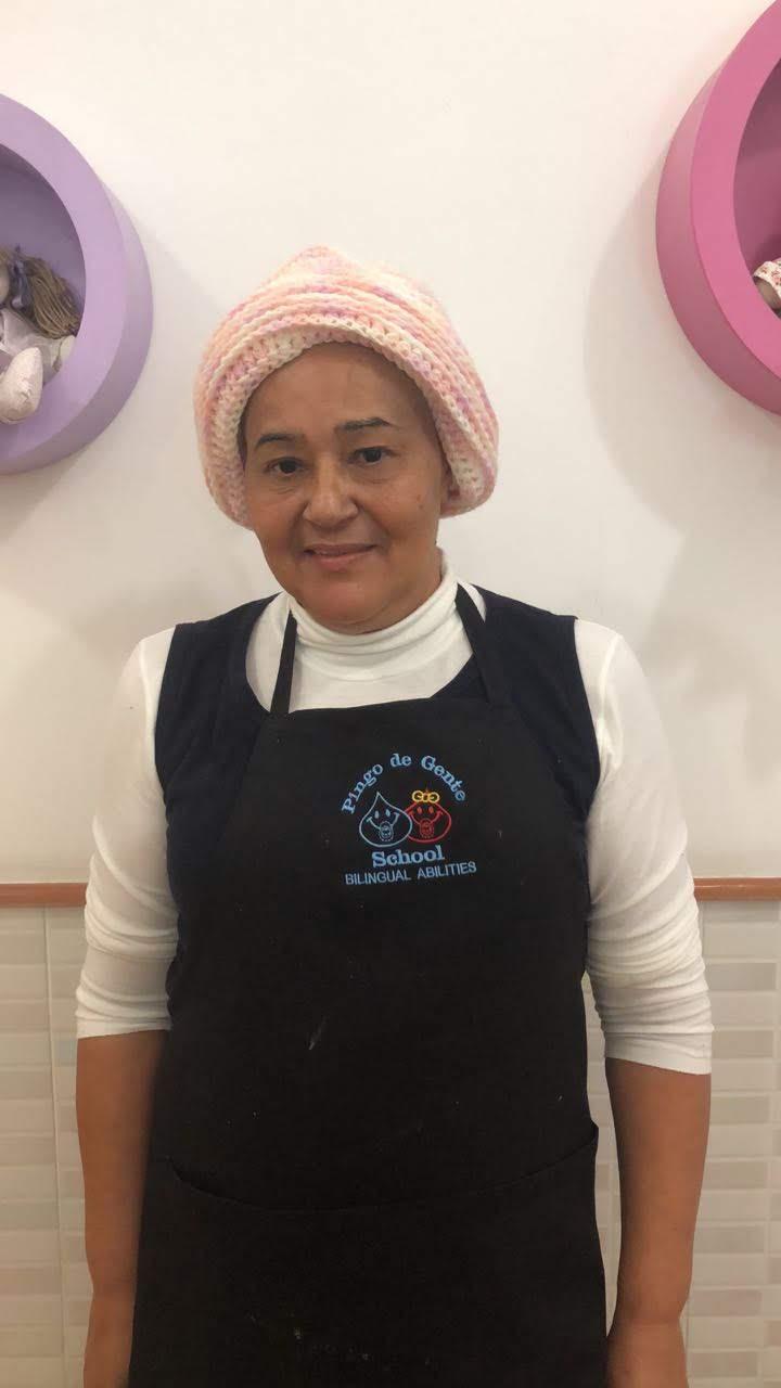 Maria Aparecida - Cozinheira
